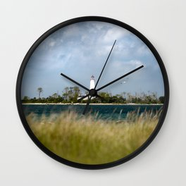 Chantry Island Wall Clock