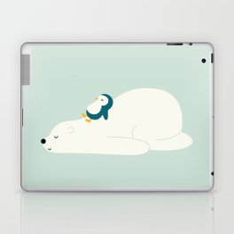 Time To Chill Laptop & iPad Skin