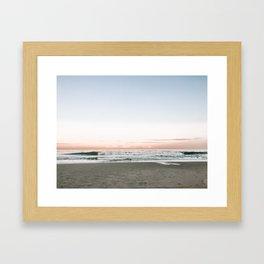 Outer Banks, NC. 2018 Framed Art Print