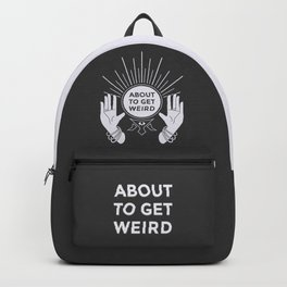 Weird Future Backpack