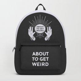 Weird Future Backpack
