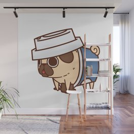 Puglie Coffee Wall Mural