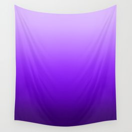 Purple Lover's Gradient  Wall Tapestry