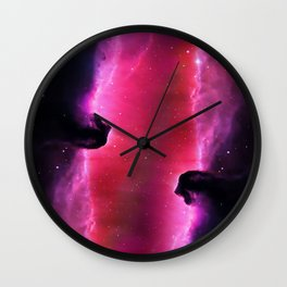 Space Gate Wall Clock