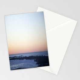 Dawn at the Island Stationery Cards
