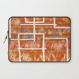 Orange Room Laptop Sleeve