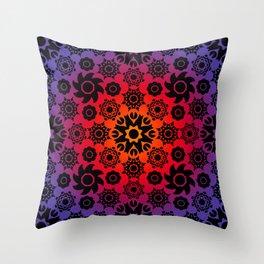 Revolvingon Octa Throw Pillow