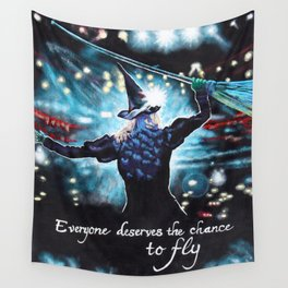 To Fly Wall Tapestry