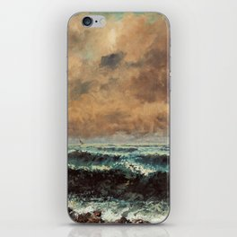 Autumn Sea iPhone Skin