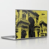milan Laptop & iPad Skins featuring Milan 3 by Anand Brai