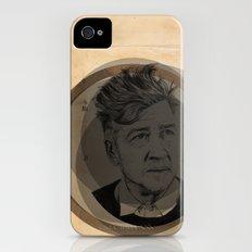 David Lynch Globe Slim Case iPhone (4, 4s)