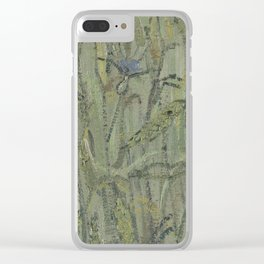 Ears of Wheat Clear iPhone Case