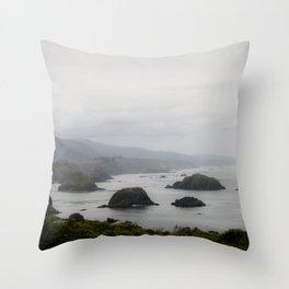 NorCal Throw Pillow