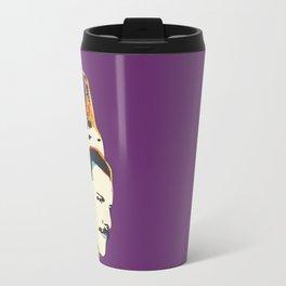 Freddie Pop-Art Quote Travel Mug