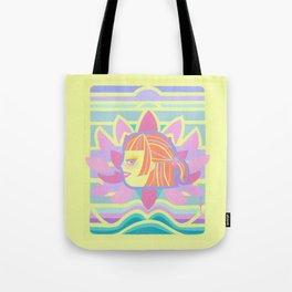 Blooming Girls - Lotus Tote Bag