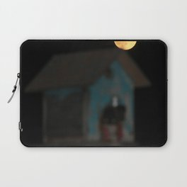 Moon on the Rise Laptop Sleeve