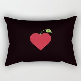 Love fruits and veggies Rectangular Pillow