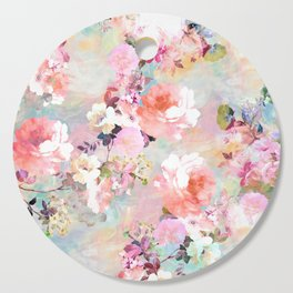Love of a Flower Cutting Board