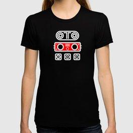 Oto Machines (pixelated) T-shirt