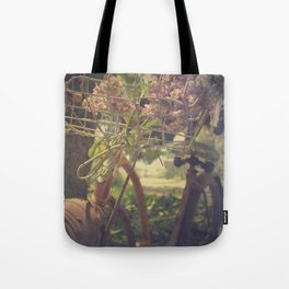 Ride Away With Me Tote Bag