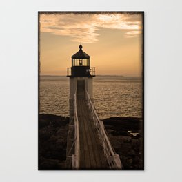 Lighthouse- 2 Canvas Print