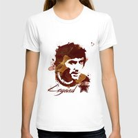 coffe T-shirts featuring George Best - coffe stained by Colo Design