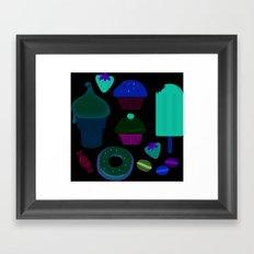 Fancy treats for all! Framed Art Print