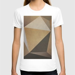Interconnected Triangles 5 T-shirt