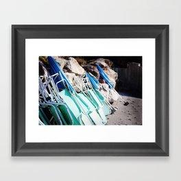 Crete Framed Art Print