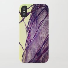 Blow the Wire Slim Case iPhone X