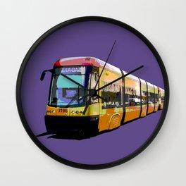Ultra Tram Wall Clock