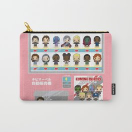 JidouHanbaiki Carry-All Pouch