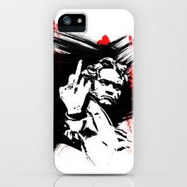 Beethoven FU iPhone Case