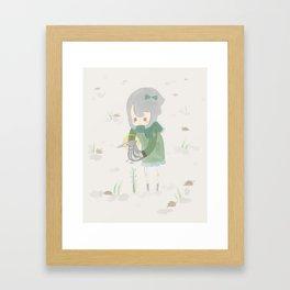 Sanzuwu Framed Art Print