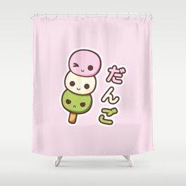 Dango Shower Curtain