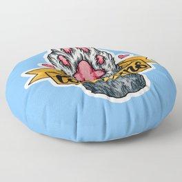 Toe Beans Floor Pillow
