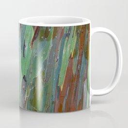 Mindanao Gum - Eucalyptus deglupta Coffee Mug