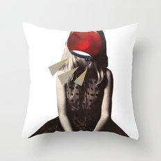She Loves Lamp Throw Pillow