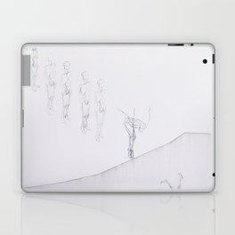 Whiteout I Laptop & iPad Skin