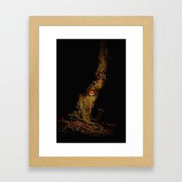 tree2 Framed Art Print