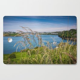 View of Kinsale, Ireland from Summer Cove Cutting Board