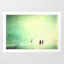 Big Sea Art Print