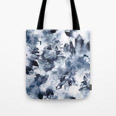 Smokey Crystals Tote Bag