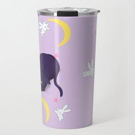 Sailor moon bed Travel Mug