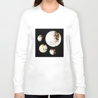 stanley kubrick Long Sleeve T-shirts featuring Stanley  by colin arc
