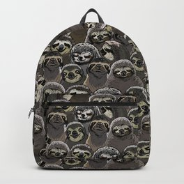 Social Sloths Backpack