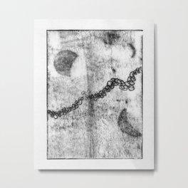 when things fell apart - vii Metal Print