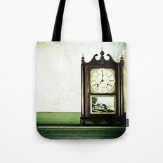 12:37 Plantation Time Tote Bag
