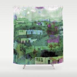 Guatemala Lluvia Shower Curtain