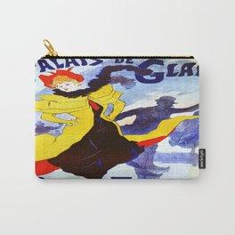 Vintage poster - Palais de Glace Carry-All Pouch